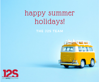 Happy summer holidays from J2S
