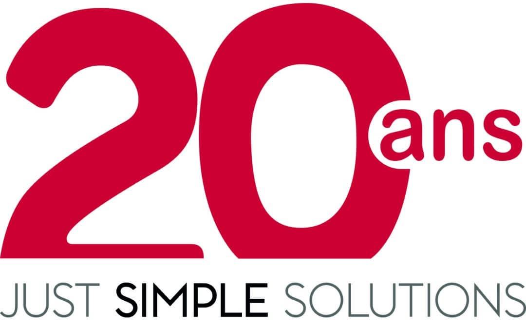 J2S, 20 ans de solutions logicielles
