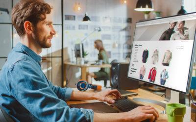 Offre et web marchand par l'exemple